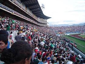 El estadio será mejorado para los partido eliminatorios de noviembre próximo.
