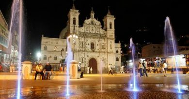 Proyecto reconstrucciòn de iglesias para promover el turismo religioso en Honduras