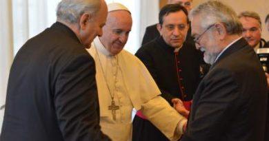 Salvador Moncada nombrado por el Papa miembro de la Pontificia Academia de la Ciencia
