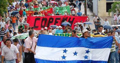 Magisterio de Honduras llama a la reorganización y a movilización