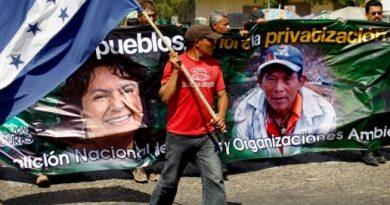 Defensores de DDHH de CA solidarios con homólogos hondureños ante ataques