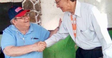 Germán Aquiles Canales una leyenda de la radiodifusión hondureña