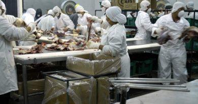 Reabrirán procesadora de carne para la exportación