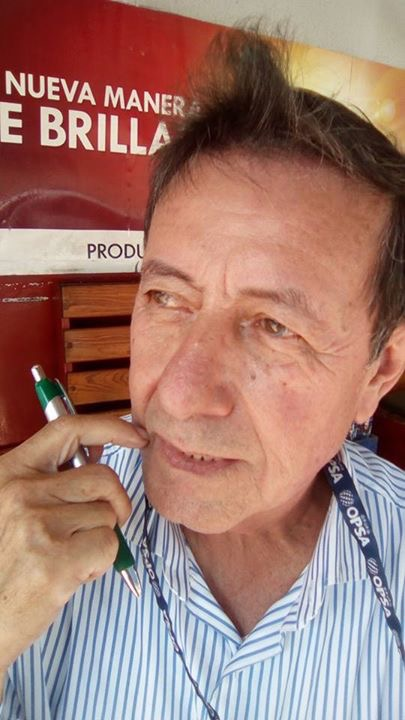 """""""Me siento realizado trabajando como periodista"""": Renán Martínez"""