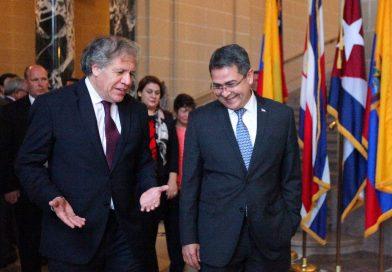 Gobierno de Honduras termina aceptando vocero de la MACCIH propuesto por la OEA