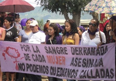 Naciones Unidas pide al gobierno de Honduras actuar para frenar femicidios