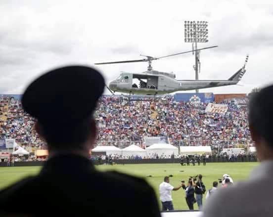 15 de septiembre del 2018: la Honduras de aquí y la Honduras de allá