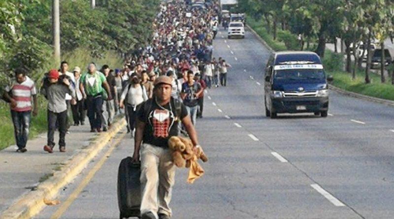 Honduras en oleadas