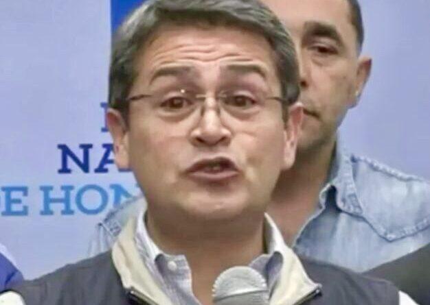 Orlando Hernández ordenó matar a Cáceres