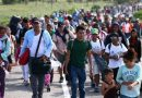 Migrantes hondureños podrían permanecer en Tijuana durante muchos meses