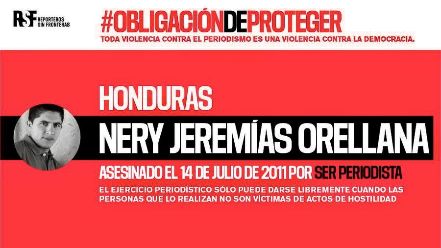 A 10 años de crimen del periodista Jeremías Orellana asesinos siguen libres
