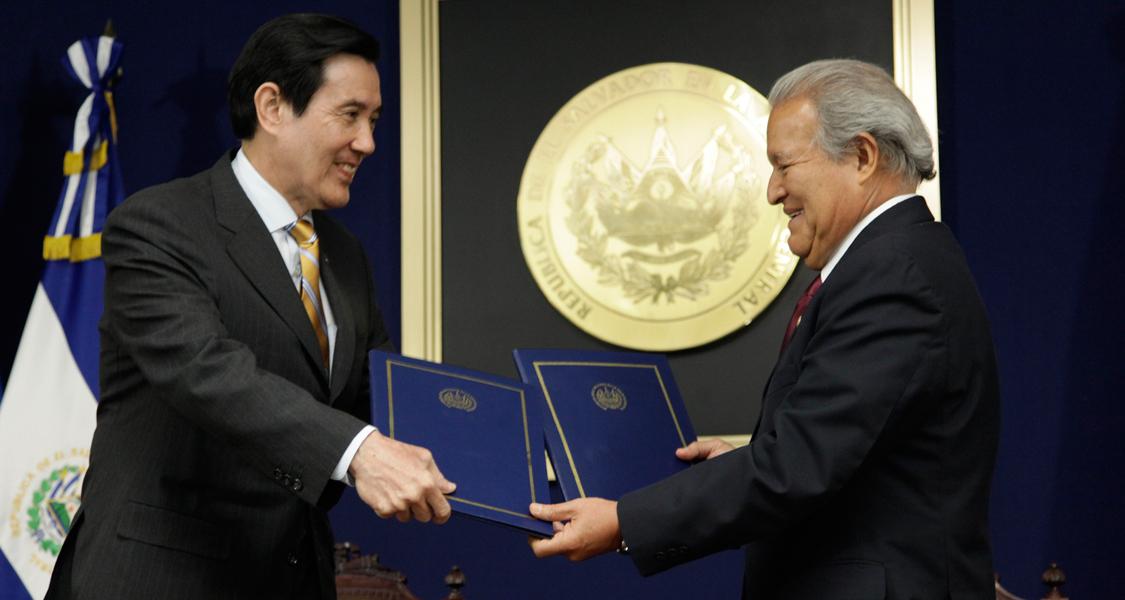 Por establecer relaciones con China, EEUU amenaza con cortar ayuda a El Salvador